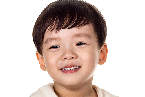 cute asian boy at a Preschool & Childcare Serving Salt Lake City, UT
