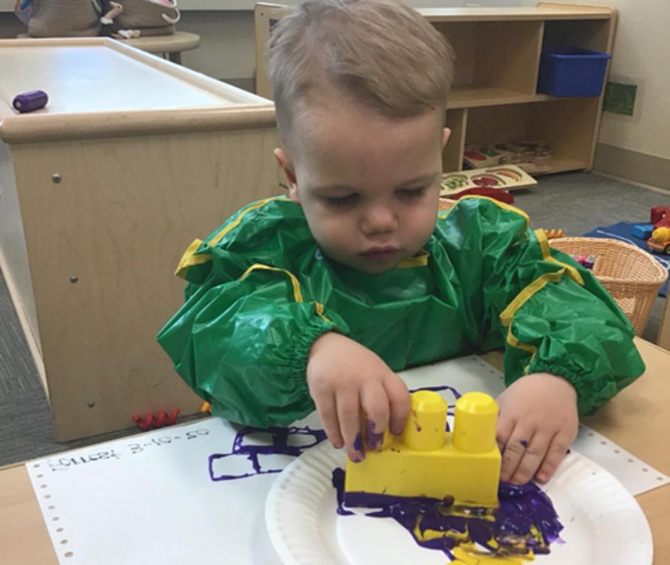 A Child Centric Environment Makes Kids Feel At Home - Preschool & Childcare Center Serving Salt Lake City, UT