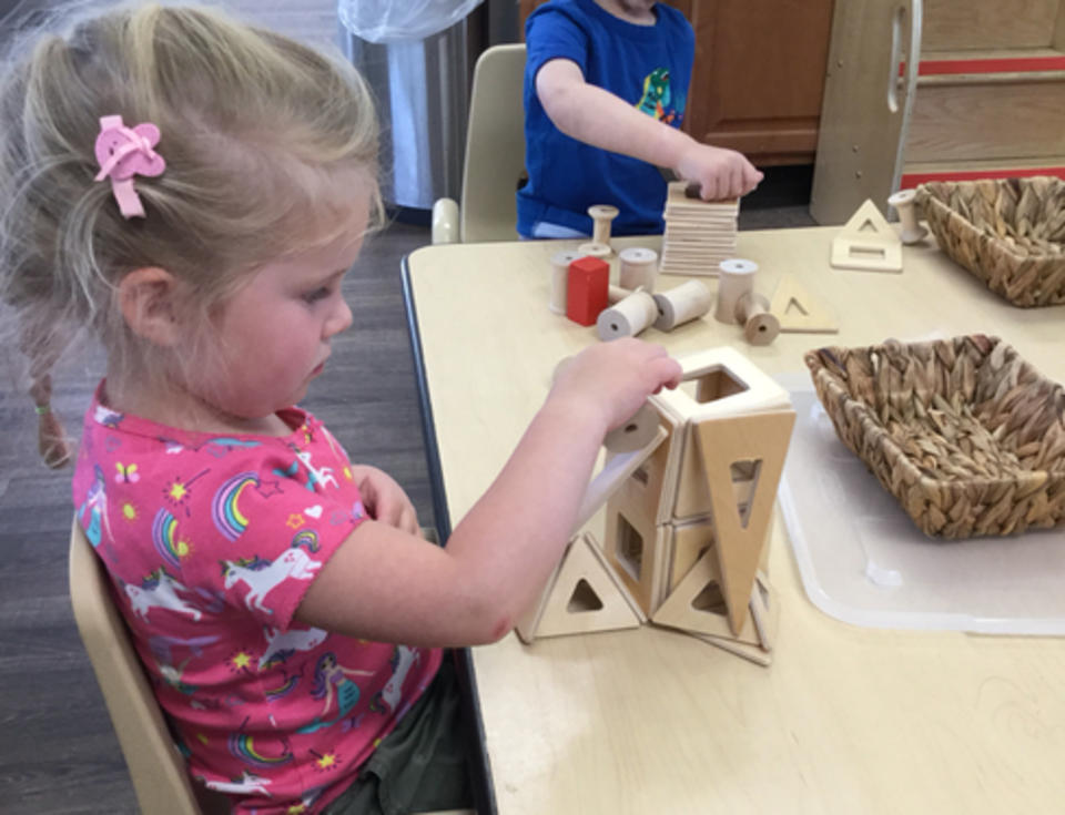 Fostering Independence Through Trial and Error - Preschool & Childcare Center Serving Salt Lake City, UT