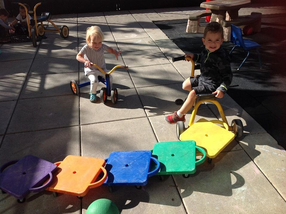 Frequent Outdoor Play For Balance and Coordination - Preschool & Childcare Center Serving Salt Lake City, UT