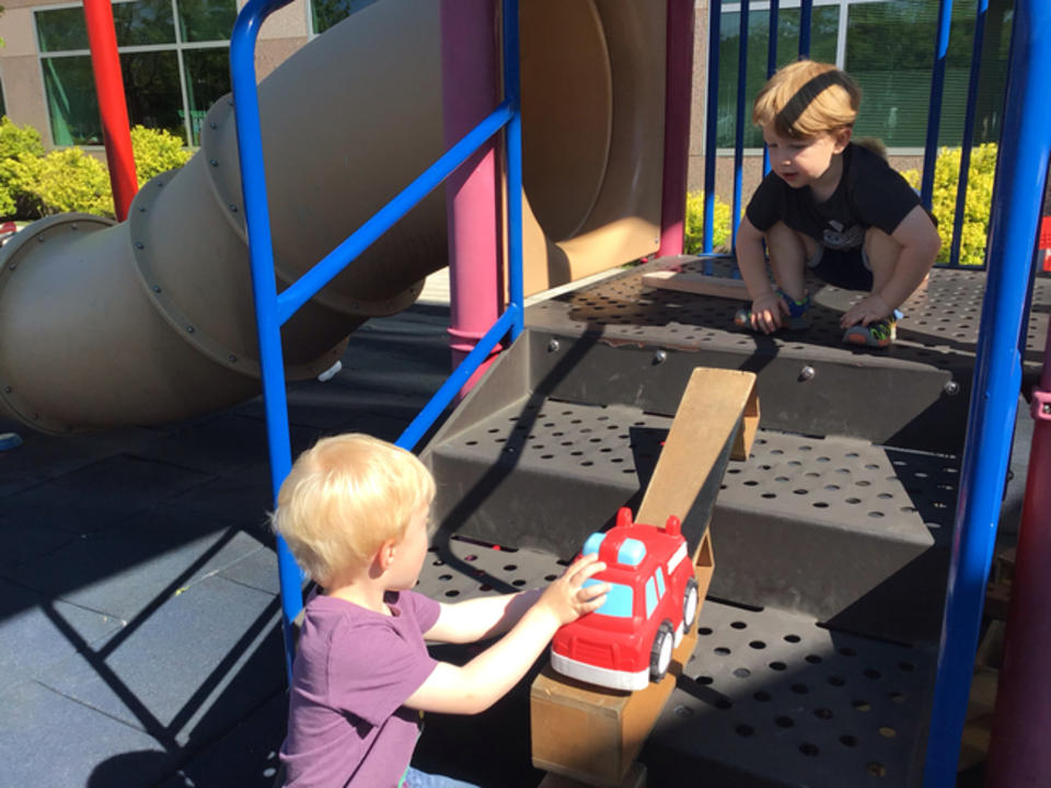 Staying Active Outdoors Ensures Optimal Physical Health - Preschool & Childcare Center Serving Salt Lake City, UT