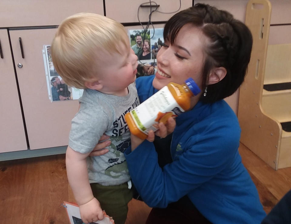 Your Toddler Thrives with Cuddles and Compassion - Preschool & Childcare Center Serving Salt Lake City, UT