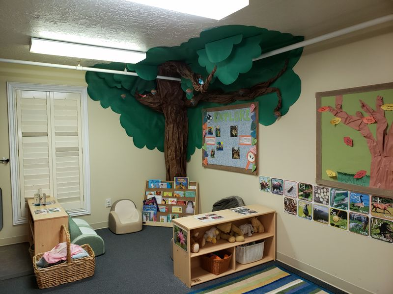 Panda class tree - A Caring, Inclusive Space Designed Just For Kids
