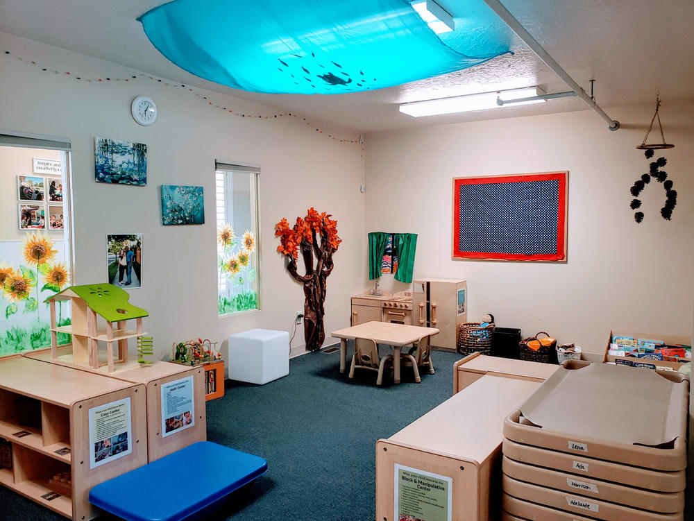 A Bright, Cheerful Environment With Themed Classrooms - Preschool & Childcare Center Serving Salt Lake City, UT