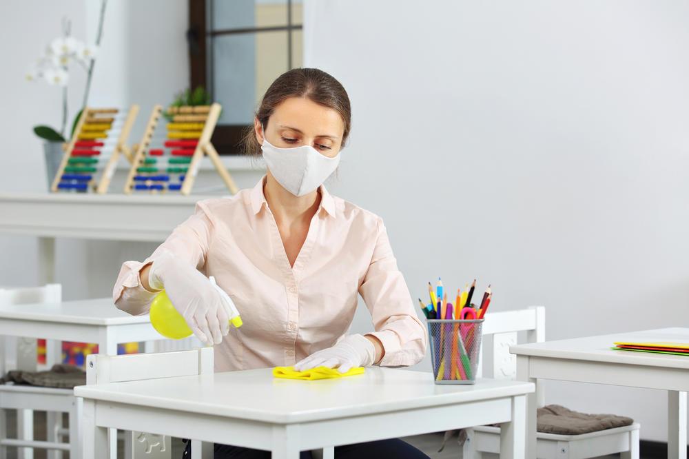 A Deep Clean Keeps Your Child Healthy - Preschool & Childcare Center Serving Salt Lake City, UT