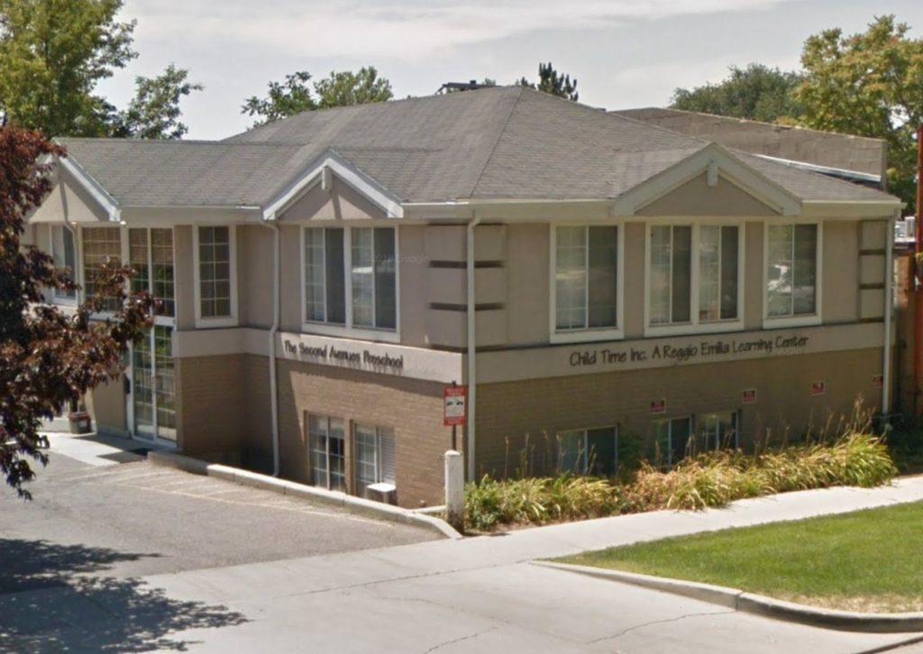The Second Avenues Preschool - Nestled In A Quaint Neighborhood - Preschool & Childcare Center Serving Salt Lake City, UT