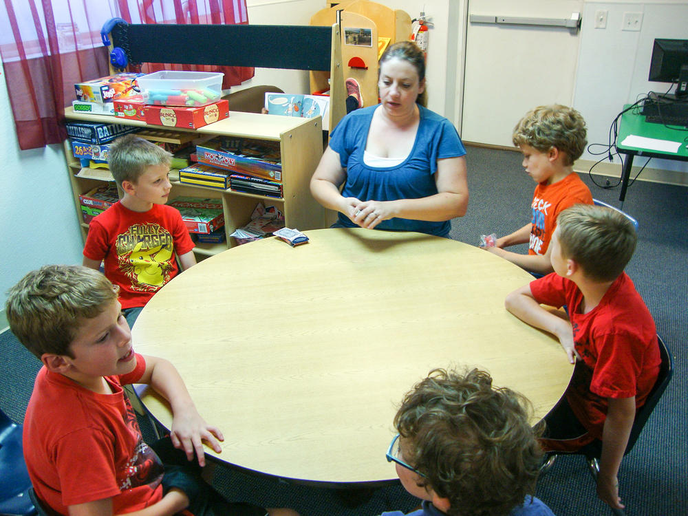 The Sunshine Club For Five To Ten Year-Olds - Preschool & Childcare Center Serving Salt Lake City, UT